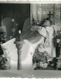 Kunigo Kazėno laidotuvės
