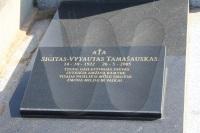 Sigito Vytauto Tamašausko kapas 2011