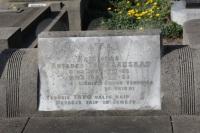 Antano Tamašausko kapas 2011